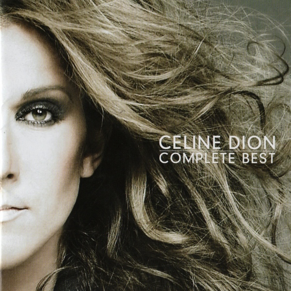 complete best compilation album celine dion the power of the music. Black Bedroom Furniture Sets. Home Design Ideas