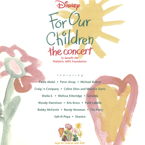 For Our Children: The Concert - Celine Dion: The Power of The Music