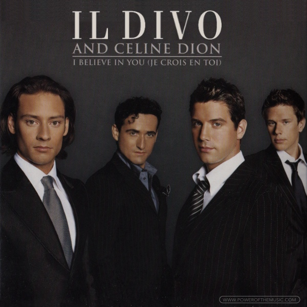 On ne change pas minor singles celine dion the power - Il divo isabel lyrics ...