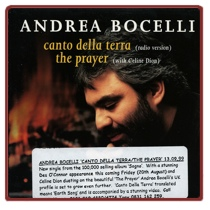 Download andrea bocelli the mp3 dion and celine prayer